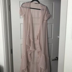 See through dress from Guess Size Small